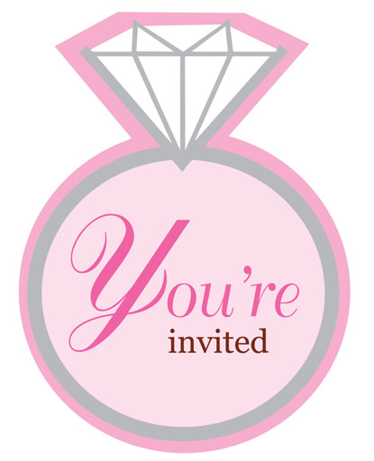 bridal shower invitations the 530 bride