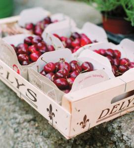 Cherry Favors
